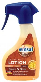 Очисний лосьйон для меблів з антистатиком Emsal 250 мл (4009175174543)