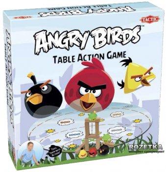Дитячий набір для настільної гри Tactic Angry Birds (40963)