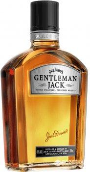 Теннесси Виски Jack Daniel's Gentleman Jack 0.7 л 40% (5099873038758)