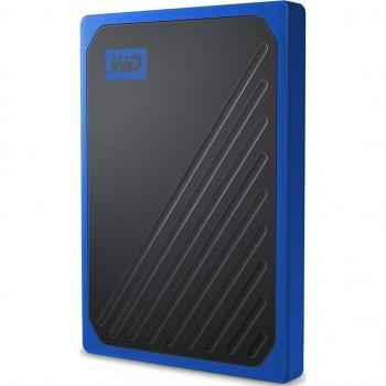 Накопичувач SSD WD 500GB USB 3.0 (WDBMCG5000ABT-WESN)