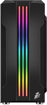 Корпус 1STPLAYER R3-A-R1 Color LED Black