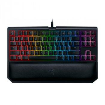 Ігрова клавіатура Razer BlackWidow TE Chroma V2 Yellow Switch (RZ03-02190800-R3M1)
