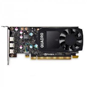 Відеокарта QUADRO P1000 4096MB HP (1ME01AA)