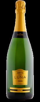 Вино ігристе Murviedro Brut Cava Luna de Murviedro DO Cava (Utiel-Requena) біле сухе 0.75 л 11.5% (8410388002107)