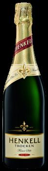 Вино ігристе Henkell Trocken біле сухе 0.75 л 11.5% (4003310011625)
