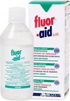 Ополаскиватель для полости рта Dentaid Vitis Fluor-Aid 500 мл (8427426005501)