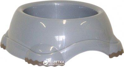 Пластикова миска для собак Moderna Smarty H103026 19 см 1245 мл сіра (5412087006861)