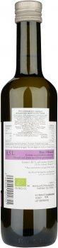Масло оливковое для жарки Bio Planete дезодорированное органическое 500 мл (3445020001755)