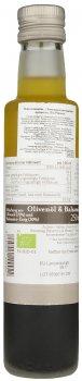 Масло оливковое Bio Planete с бальзамическим уксусом органическое 250 мл (3445020209922)