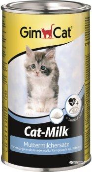 Сухе молоко і таурин для кошенят Gimborn Cat-Milk 200 мл (4002064406282)