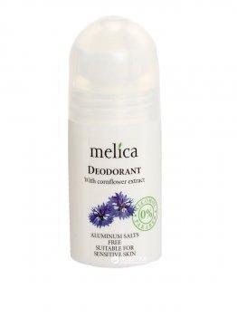 Дезодорант Melica с экстрактом василька 50 мл (4770416342228)