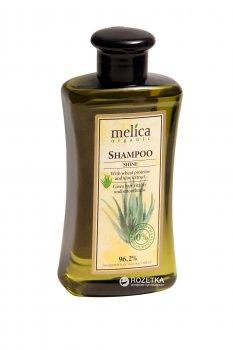 Шампунь Melica Organic з протеїнами пшениці і екстрактом алое 300 мл (4770416340613)
