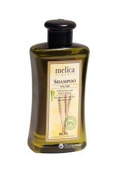 Шампунь Melica Organic з кератином і екстрактом меду 300мл (4770416340606)