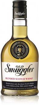 Виски Glen Grant Old Smuggler 3 года выдержки 0.7 л 40% (5010327605005)