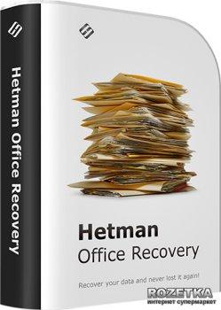 Hetman Office Recovery для восстановления Microsoft Office, OpenOffice Офисная версия для 1 ПК на 1 год (UA-HOR2.1-OE)