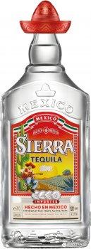 Текила Sierra Silver 0.7 л 38% (4062400115483)