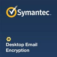 Symantec by Broadcom Desktop Email Encryption Powered By PGP Technology, Subscription License, лицензия с техподдержкой на 12 месяцев, начальная/продление, на 1 пользователя (SESC-SES-SUB)
