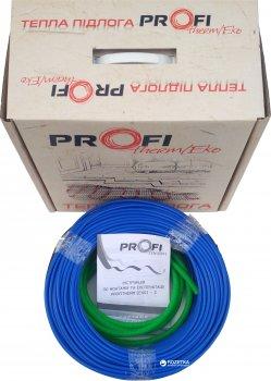 Тепла підлога ProfiTherm Eko 2 двожильний кабель 95 Вт 5.8 м (70208611)