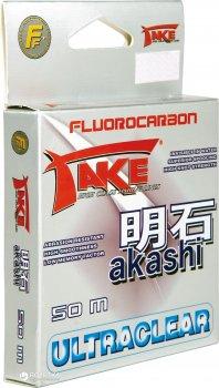 Леска Lineaeffe Take Akashi Fluorocarbon 0.6 мм 50 м 34 кг (3042160)