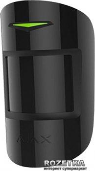 Бездротовий датчик руху Ajax MotionProtect Black (000001148)