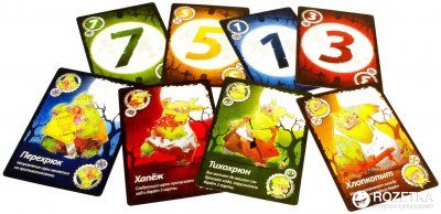 Настільна гра Hobby World Свинтус Зомбі (4620011814999)