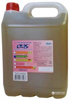 Жидкое мыло Olis Глицерин Зеленая олива 5 л (4820021762963)