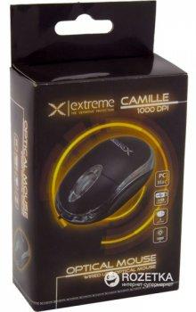 Миша Esperanza Extreme XM102K USB Black