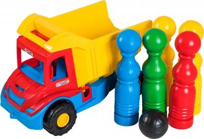 Грузовик с кеглями Tigres Multi Truck (39220)
