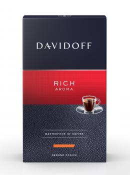 Кава мелена Davidoff Cafe Rich Aroma 250 г (4006067046810)