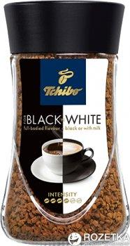 Кофе растворимый Tchibo Black n White 100 г (4046234794847)