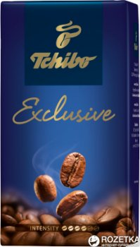 Кофе молотый Tchibo Exclusive 250 г (4006067888250)