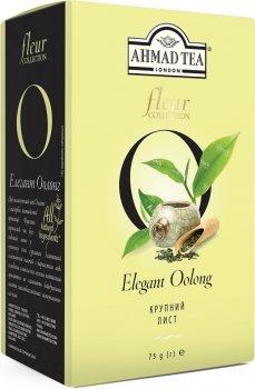 Чай листовой Ahmad Tea Элегант Оолонг 75 г (054881011358)