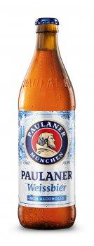Упаковка пива Paulaner Weissbier Безалкогольное 0.5 л x 20 шт (4066600061502)