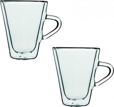 Набор чашек Luigi Bormioli Termic Glass RM374 105 мл 2 шт (10353/01)