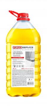 Средство для мытья полов и поверхностей PRO service Концентрат Лимон 5 л (4823071618181_4823071634181)