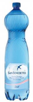 Упаковка минеральной негазированной воды San Benedetto 1.5 л х 6 бутылок (8001620001899)