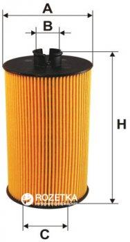 Фильтрующий элемент масляного фильтра WIX Filters 92040E - FN OE651/1