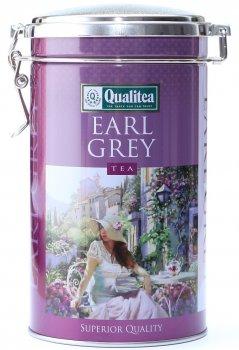 Чай черный Qualitea Цейлон Еаrl Grey Среднелистовой 200 г (4791014005094)