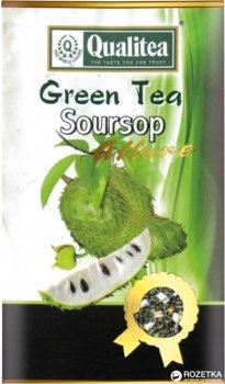 Чай зеленый Qualitea с Саусепом Цейлон Крупнолистовой 100 г (4791014009559)