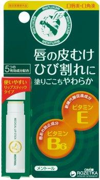 Гигиеническая помада для губ Omi Menturm с витаминами 5.1 г (4987036171170)