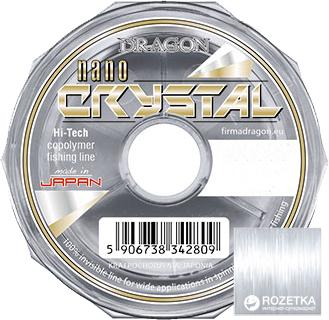 Леска Dragon Nano Crystal 30 м 0.14 мм 2.6 кг (PDF-32-41-014)