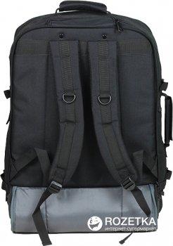 Дорожная сумка Members Essential On-Board 33 Black (922521)