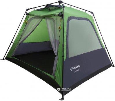 Намет KingCamp Camp King Green (KT3096 Green)
