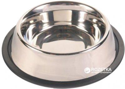 Миска металева для собак Trixie 900 мл (4011905248530)
