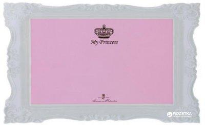 Килимок під миски для собак і кішок Trixie My Princess 44 x 28 см (4047974247853)