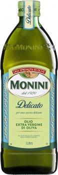 Оливкова олія Monini Extra Vergine Delicato 1 л (8005510001730)