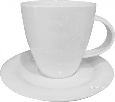 Набор чашек с блюдцами Lora NP18CUP 320 мл 12 предметов (H5-003)