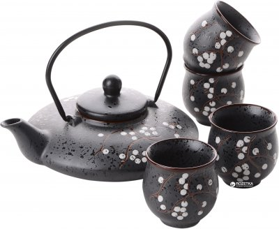Східний чайний набір Lora NP76SETTEA з 6 предметів (H1-008)