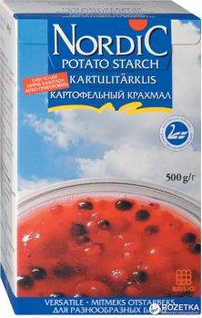 Крахмал картофельный NordiC 500 г (6411200100478)