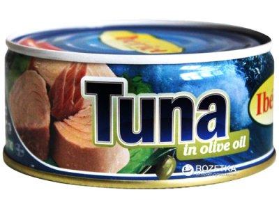 Тунец в оливковом масле Iberica 266 г (8436024290608)